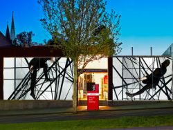 Bendigo's La Trobe University Visual Arts Centre