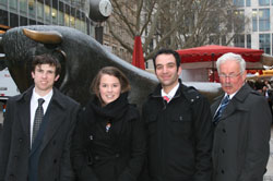 Image of La Trobe Law Mooting Team