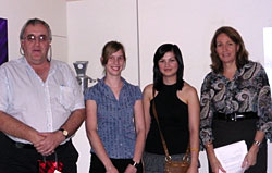 First Social Work honours students at Mildura LTU campus