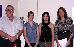 First Social Work honours students at Mildura LTU campus