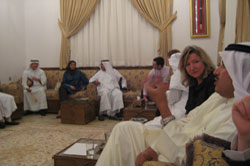 Kuwait Government room