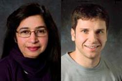Dr Clare D'Souza and Dr Jan Libich