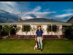 Tongala resident Gary Powel, by Shaun Makrell