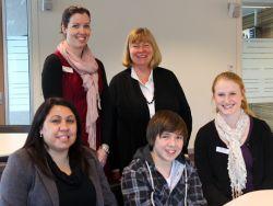 Participants in the Bendigo Fluency Intensive Program
