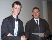 2012 - Dechlan Birt and Marc Telford - VicRoads Scholarship
