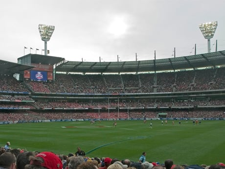AFL football match
