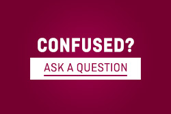 Confused? Ask a question