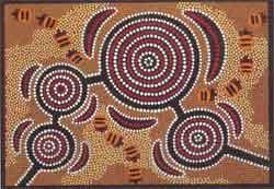 Aboriginal Dreamtime 27943 | RIMEDIA