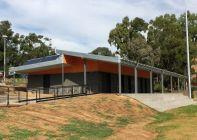 New Sports facility