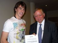 2012 - Ryan Dessens and Brian McGaw - SEMS Ambassador Scholarship