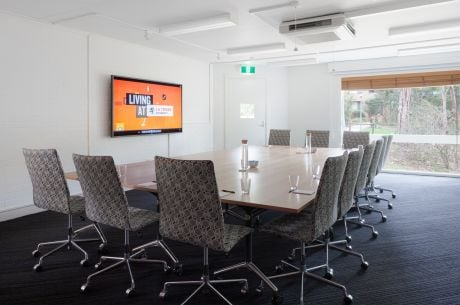 Meeting rooms at La Trobe