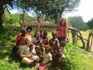 Our students volunteering in Vanuatu