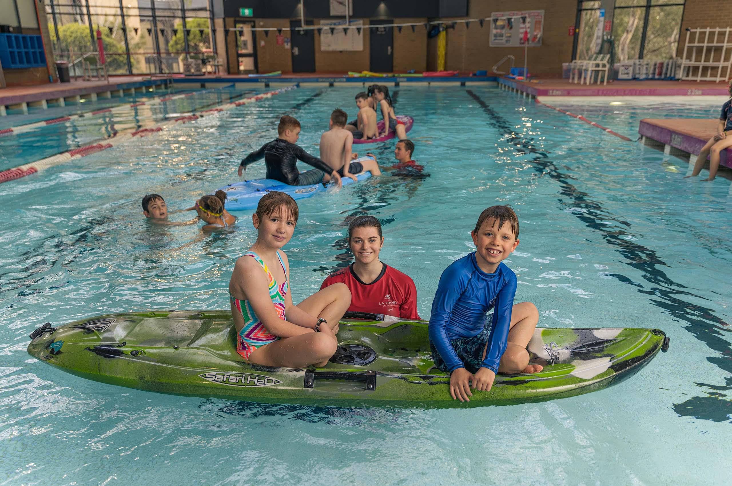 Kids Activity Day - Kayak