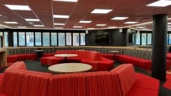 Refurbishment 2 - Informal Learning Commons Bendigo