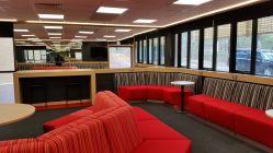Refurbishment - Informal Learning Commons Bendigo