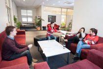 Glenn College common room
