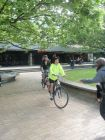 Ride2Uni Day 2012 at the Melbourne (Bundoora) campus