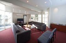 University Lodge common room