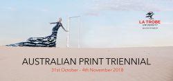 Australian Print Triennial logo