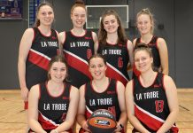 2021-La-Trobe-Womens-UBL-Team