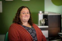Donna Whelan, LIMS scientist