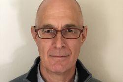 headshort of Rev Peter Leslie, Presbyterian Chaplain